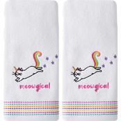 Saturday Knight LTD Meowgic 2 pc. Hand Towel