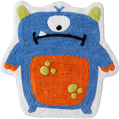 Saturday Knight Monsters Tufted 27 x 27 in. Rug