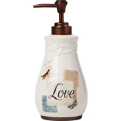 Saturday Knight New Hope Stoneware Lotion Pump