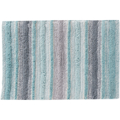 Saturday Knight Water Stripe Chenille 32 x 21 in. Rug