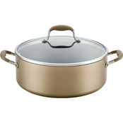 Anolon Advanced Home 7.5 qt. Covered Wide Stockpot