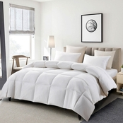 Serta Light Warmth Goose Feather and Goose Down Fiber Comforter