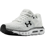 Under Armour Women's Lipstick and White Infinite 2 Sneaker