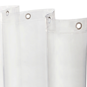 Kenney Heavyweight Mildew Resistant PEVA Shower Curtain Liner