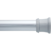 Kenney Twist & Fit No Tools Tension 42 - 72 in.Shower Curtain Rod