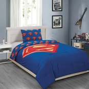 DC Comics Superman Shield Comforter