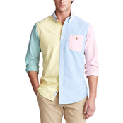Polo Ralph Lauren Classic Fit Oxford Fun Shirt
