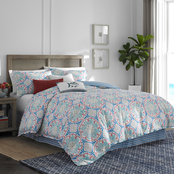 Southern Tide Dory Lane Multi-Color Comforter Set