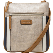 Nautica Side Swiped North/South Crossbody Handbag