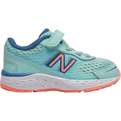 New Balance Toddler Girls IA680LL6 680v6 Running Shoes