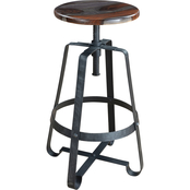 Coast to Coast Accents Liverpool Adjustable Barstool