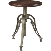 Coast to Coast Accents Bristol Adjustable Barstool