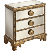 Coast to Coast Accents Azen 3 Drawer Chest