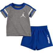 Jordan Infant Boys Jump Elevate Tee & Shorts Set