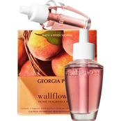 Bath & Body Works Wallflowers Refill Georgia Peach 2 pk.