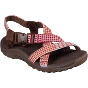 Skechers Women's Reggae Sew What Sandals