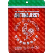 Sriracha Seasoned Ahi Tuna Jerky