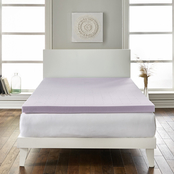 Rio Home Fashions Loftworks Lavender Infused Mattress Topper