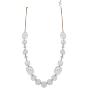 jules b Shell Long Necklace