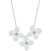 Panacea Large Flower Necklace