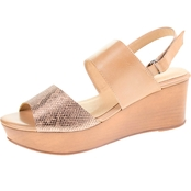 CL by Laundry Christel Wedge Sandals