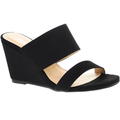 CL by Laundry Five Star Wedge Sandals
