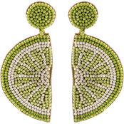 Panacea Fruit Beaded Earrings