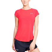 Under Armour Women's Streaker 2.0 Shift Top