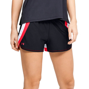 Under Armour Play Up 3.0 Color Panel Shorts