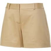 Michael Kors 3 in. Stretch Cotton Shorts