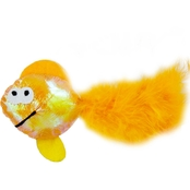 Leaps & Bounds Fish Cat Toy