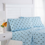 Southern Tide Gators Blue Sheet Set
