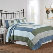 Nostalgia Home Leesa Multi Quilt Set