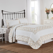 Nostalgia Home Sophie Full/Queen Quilt Set