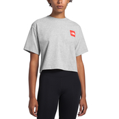 The North Face Cropped Cotton Tee