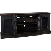 Signature Design by Ashley Mallacar 75 in. Wide TV Stand