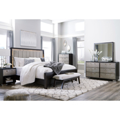 Signature Design by Ashley Maretto 6 pc. Bedroom Set
