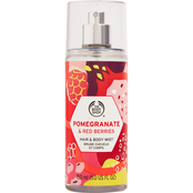 The Body Shop Pomegranate and Red Berries Hair and Body Mist