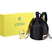 Versace Yellow Diamond with Women's Backpack