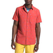 The North Face Men's Baytrail Jacquard Woven Shirt