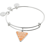 Alex and Ani Barbie Expandable Wire Bangle