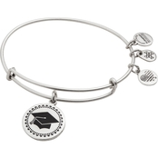 Alex and Ani Class of 2020 Expandable Wire Bangle Bracelet