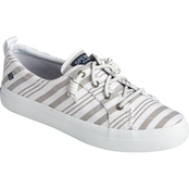 Sperry Women's Crest Vibe Beach Stripe Sneakers
