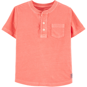 OshKosh B'gosh Toddler Boys Henley Tee