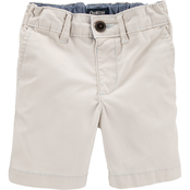 OshKosh B'gosh Toddler Boys Stretch Chino Shorts