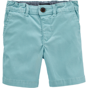 OshKosh B'gosh Infant Boys Stretch Chino Shorts
