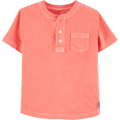 OshKosh B'gosh Infant Boys Henley Tee