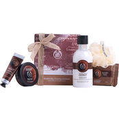 The Body Shop Exotically Creamy Coconut Pampering Essentials 5 pc. Set