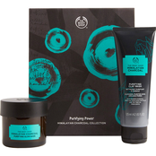 The Body Shop Purifying Power Himalayan Charcoal Collection