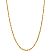 14K Yellow Gold 5mm Rope Chain